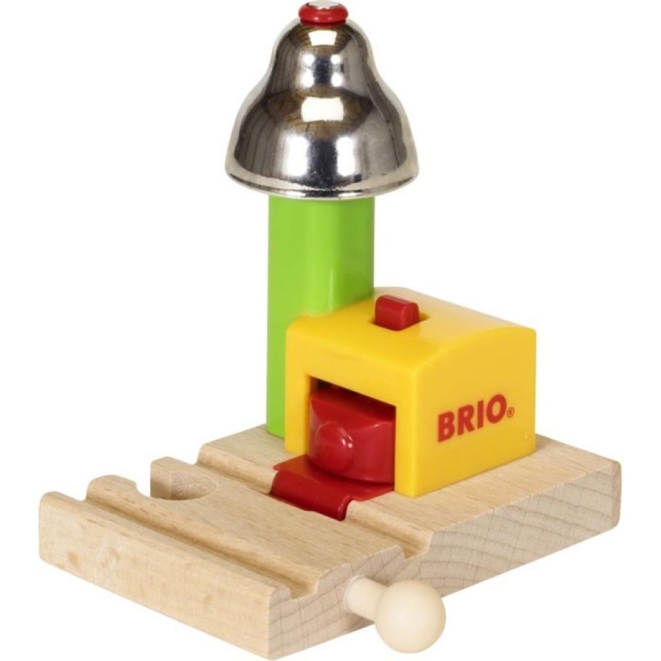 Obrázek 1 produktu BRIO 33707 Magnetická zvuková signalizace k vláčkodráze