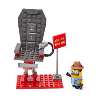 Obrázek 3 produktu Mega Bloks Mimoňové Masážní křeslo