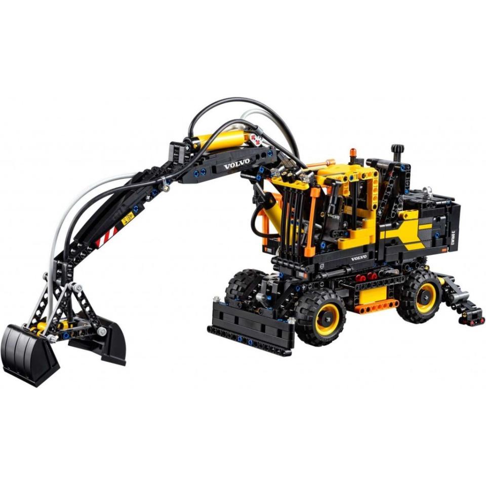 Obrázek 1 produktu LEGO TECHNIC 42053 Volvo EW 160E