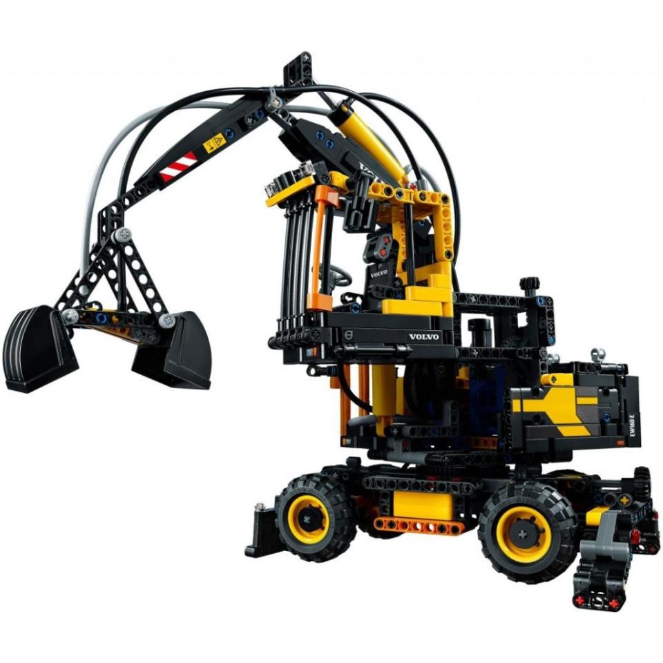 Obrázek 3 produktu LEGO TECHNIC 42053 Volvo EW 160E