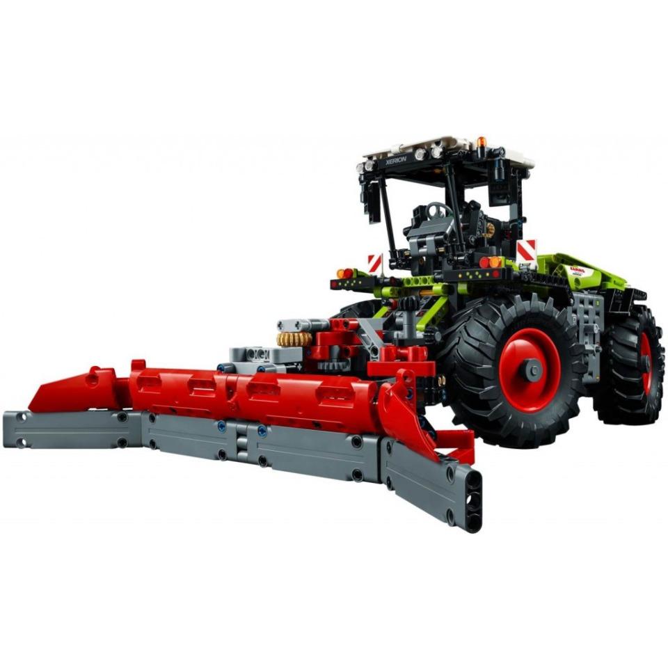 Obrázek 3 produktu LEGO TECHNIC 42054 CLAAS XERION 5000 TRAC VC