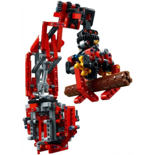 Obrázek 5 produktu LEGO TECHNIC 42054 CLAAS XERION 5000 TRAC VC