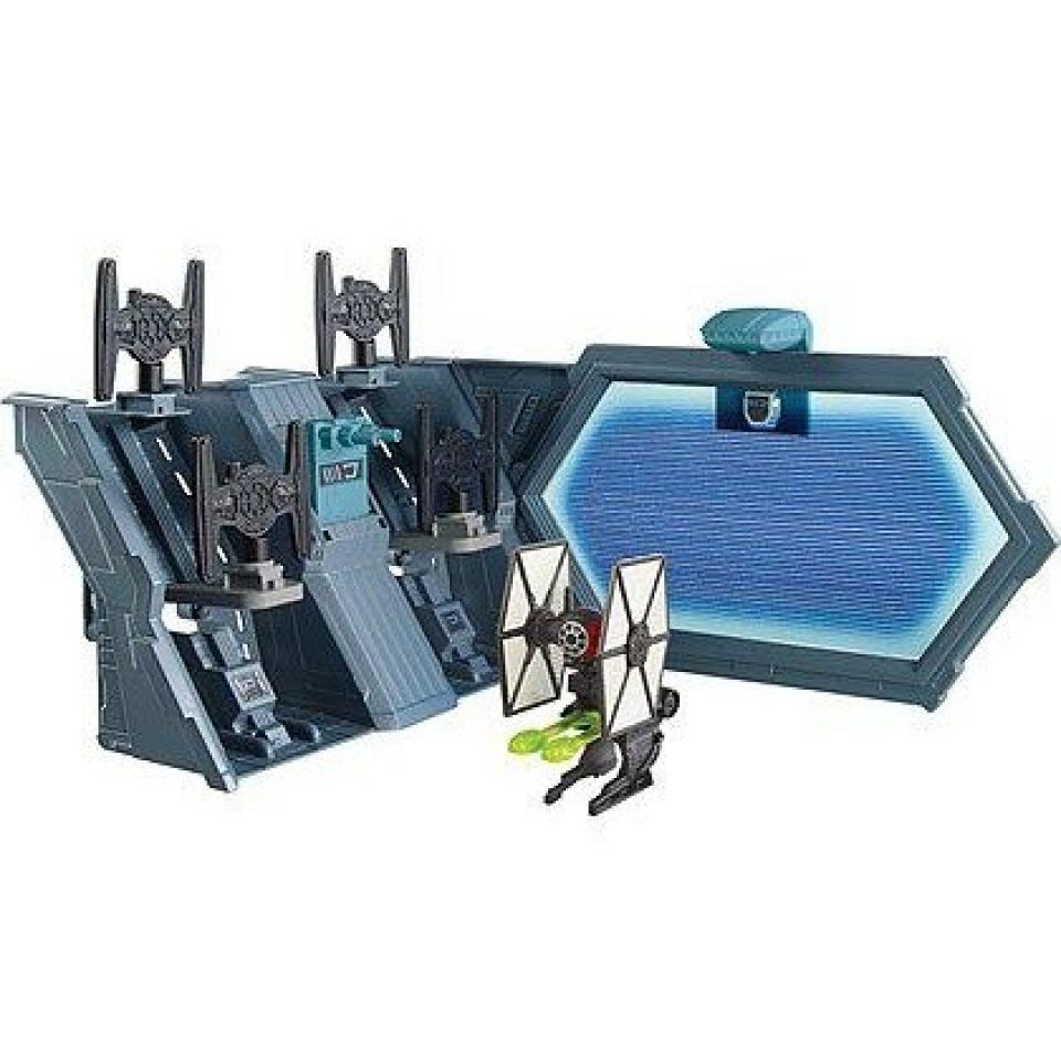 Obrázek 1 produktu Hot Wheels SW Bitva se stíhačkou Tie Fighter, Mattel CMT37