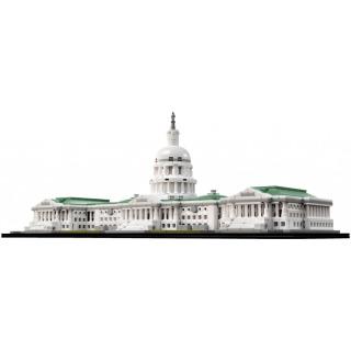 Obrázek 3 produktu LEGO Architecture 21030 Kapitol Spojených států amerických