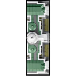 Obrázek 5 produktu LEGO Architecture 21030 Kapitol Spojených států amerických