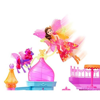 Obrázek 4 produktu Barbie Kouzelná dvířka Velký princeznin zámek, Mattel BLP42