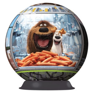 Obrázek 2 produktu Puzzleball Tajný život mazlíčků 108d. Ravensburger
