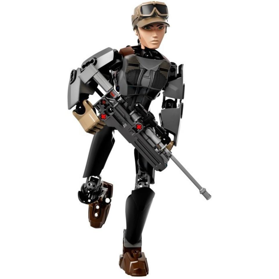 Obrázek 1 produktu LEGO Star Wars 75119 Seržantka Jyn Erso