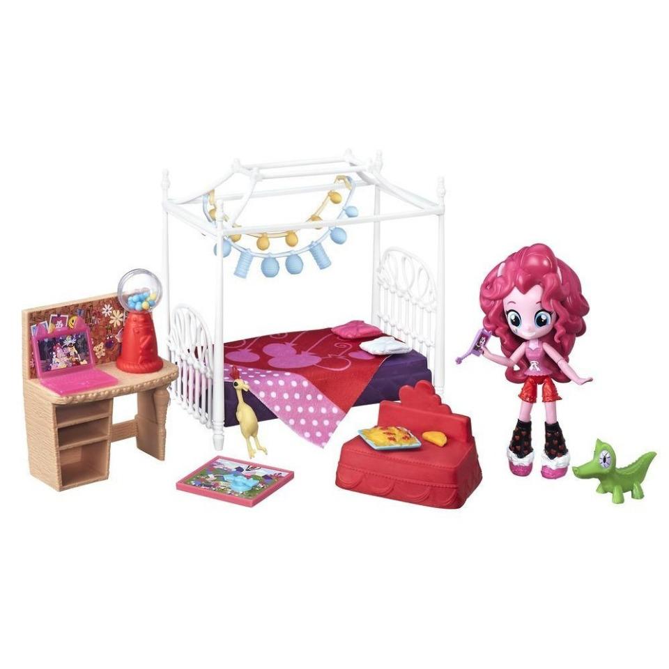 Obrázek 1 produktu MLP My Little Pony - Equestria Girls Pokojíček Pinkie Pie, Hasbro B4911