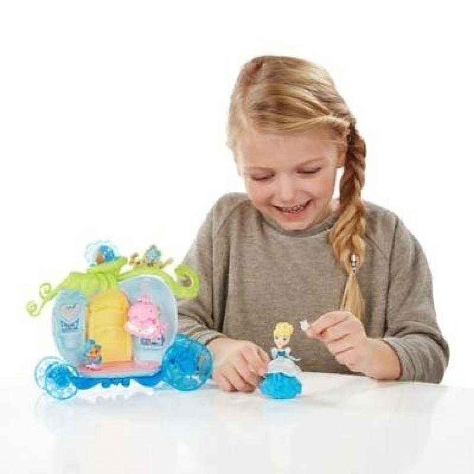 Obrázek 1 produktu Disney princezna Popelka a kouzelná dýně, Hasbro B5345