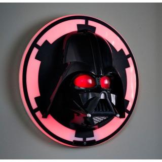Obrázek 2 produktu Philips 3D světlo na zeď SW Darth Vader