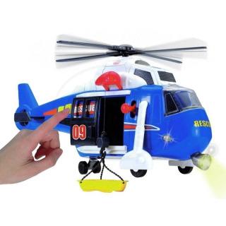 Obrázek 3 produktu Záchranářský vrtulník 41 cm světlo zvuk, Dickie