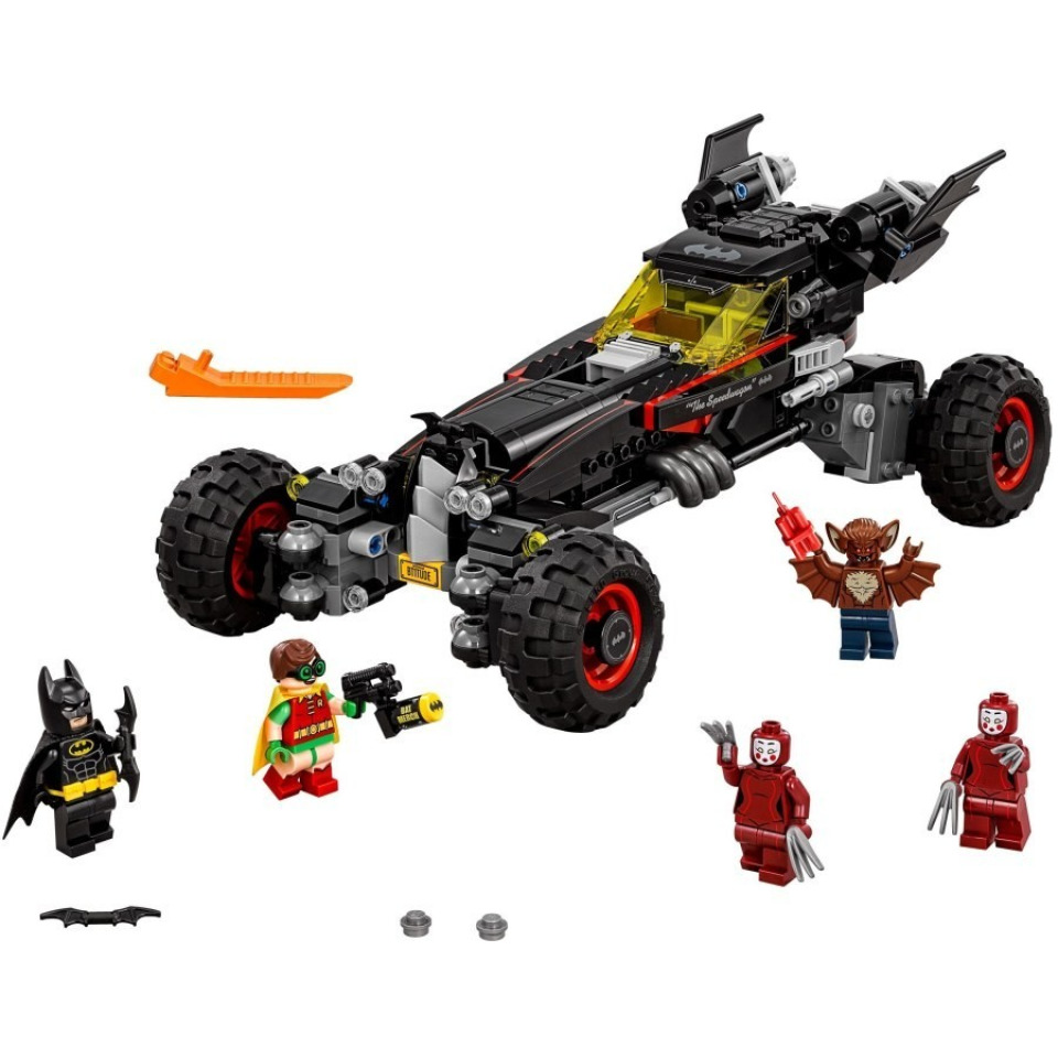 Obrázek 1 produktu LEGO Batman Movie 70905 Batmobil