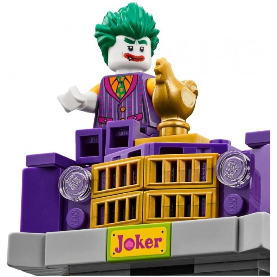 Obrázek 3 produktu LEGO Batman Movie 70906 Joker a jeho vůz Notorious Lowrider