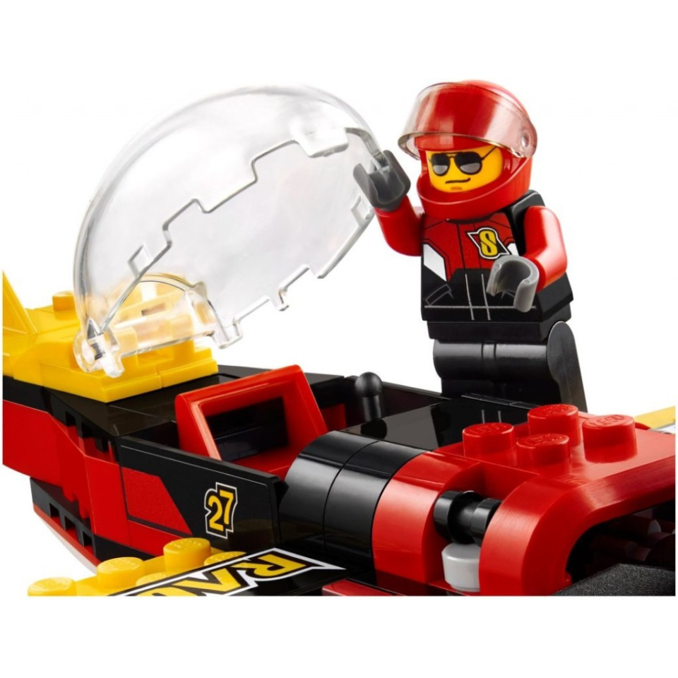 Obrázek 3 produktu LEGO CITY 60144 Závodní letadlo