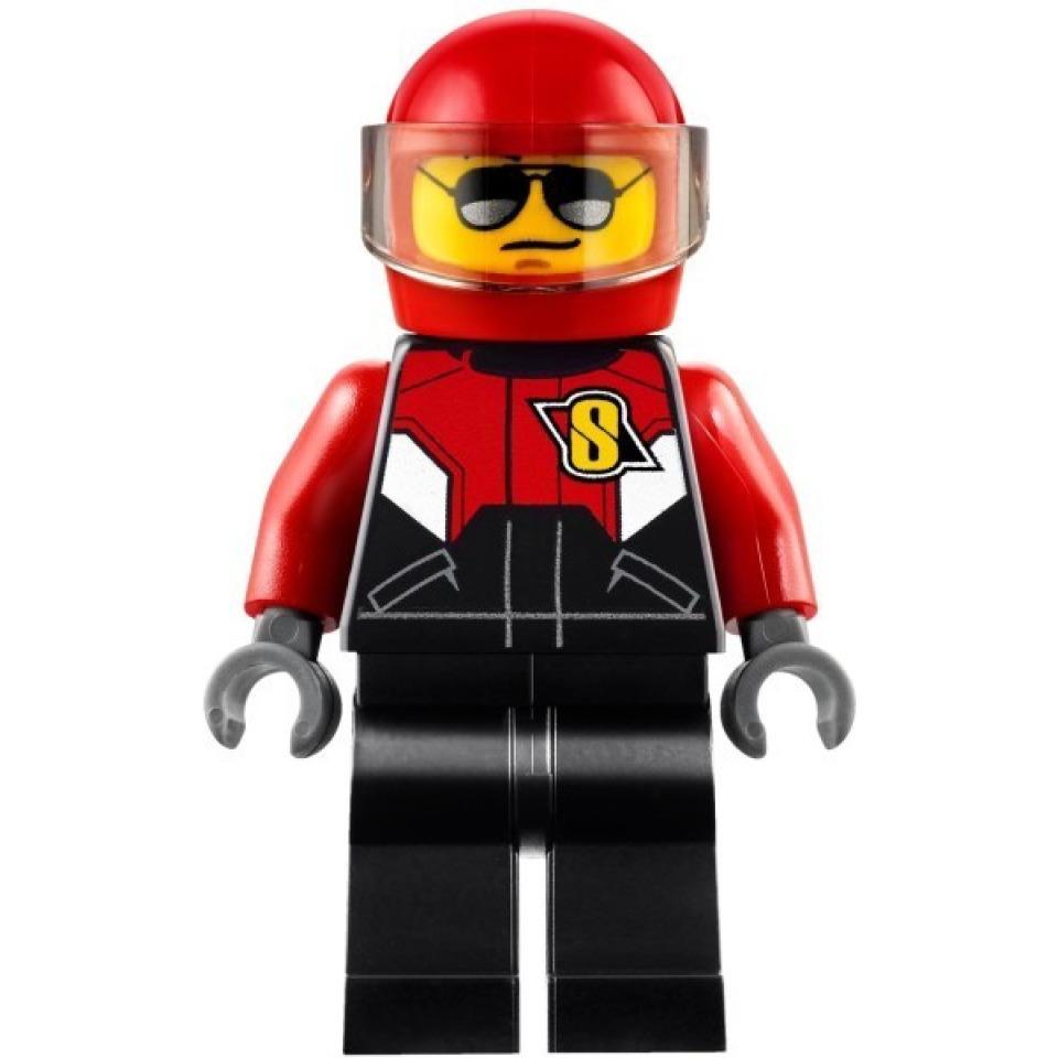 Obrázek 4 produktu LEGO CITY 60144 Závodní letadlo