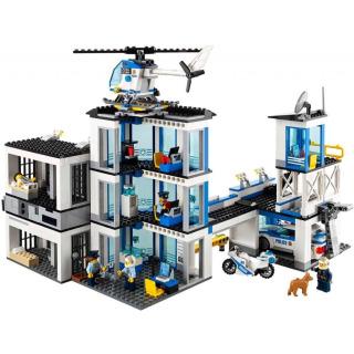 Obrázek 5 produktu LEGO CITY 60141 Policejní stanice