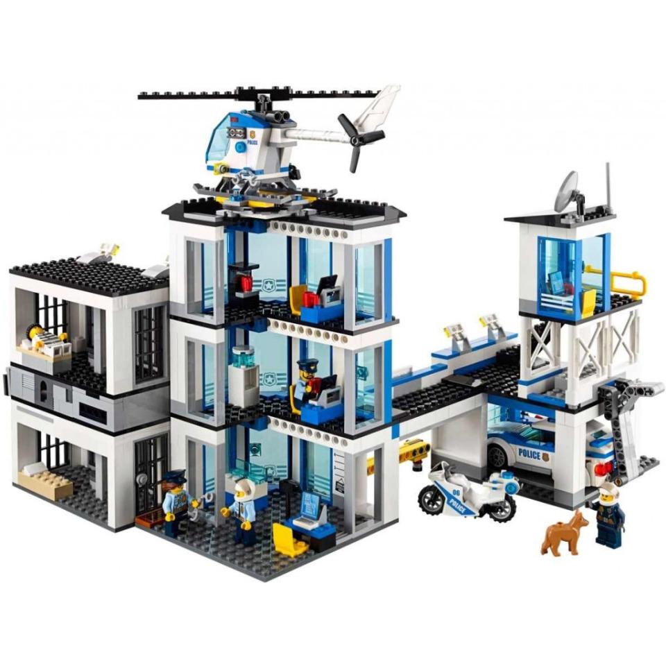 Obrázek 4 produktu LEGO CITY 60141 Policejní stanice