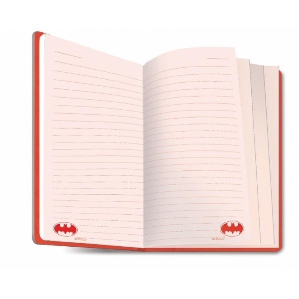 Obrázek 2 produktu LEGO Batman Movie Zápisník Harley Quinn/Batgirl