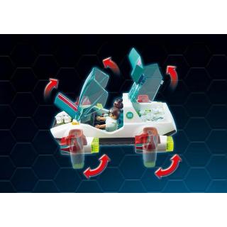 Obrázek 3 produktu Playmobil 9002 FulguriX s agentem Genem