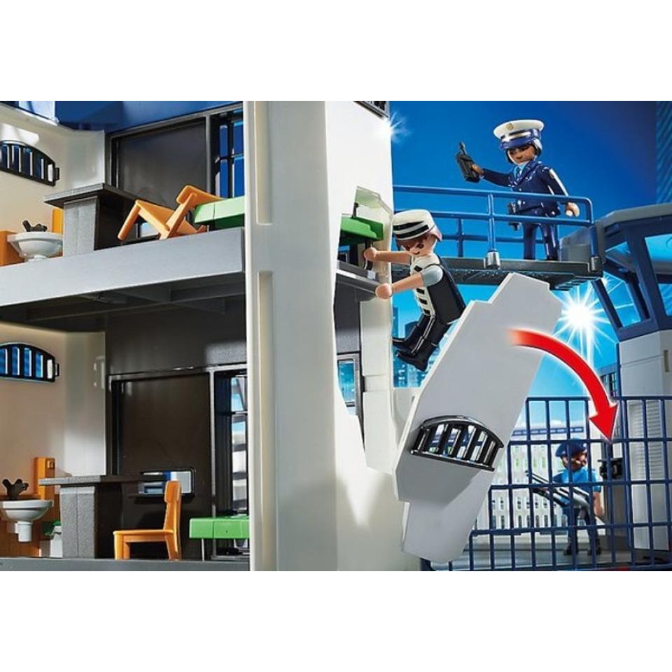 Obrázek 2 produktu Playmobil 6919 Policejní centrála s vězením