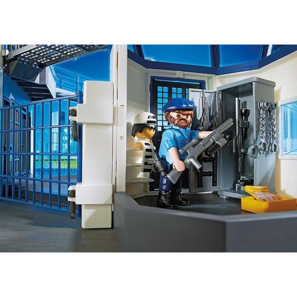 Obrázek 3 produktu Playmobil 6919 Policejní centrála s vězením