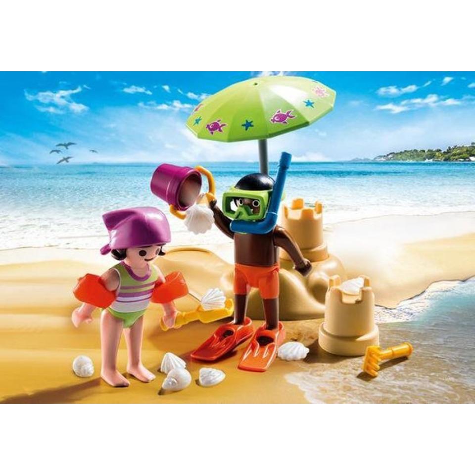 Obrázek 1 produktu Playmobil 9085 Děti na pláži