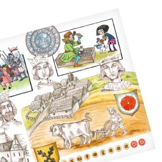 Obrázek 4 produktu Albi Kouzelné čtení Hravé české dějiny 1