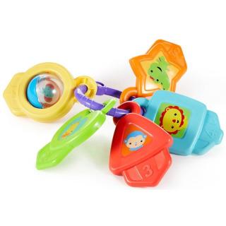 Obrázek 3 produktu Fisher Price Barevné klíčky, Mattel CMY40
