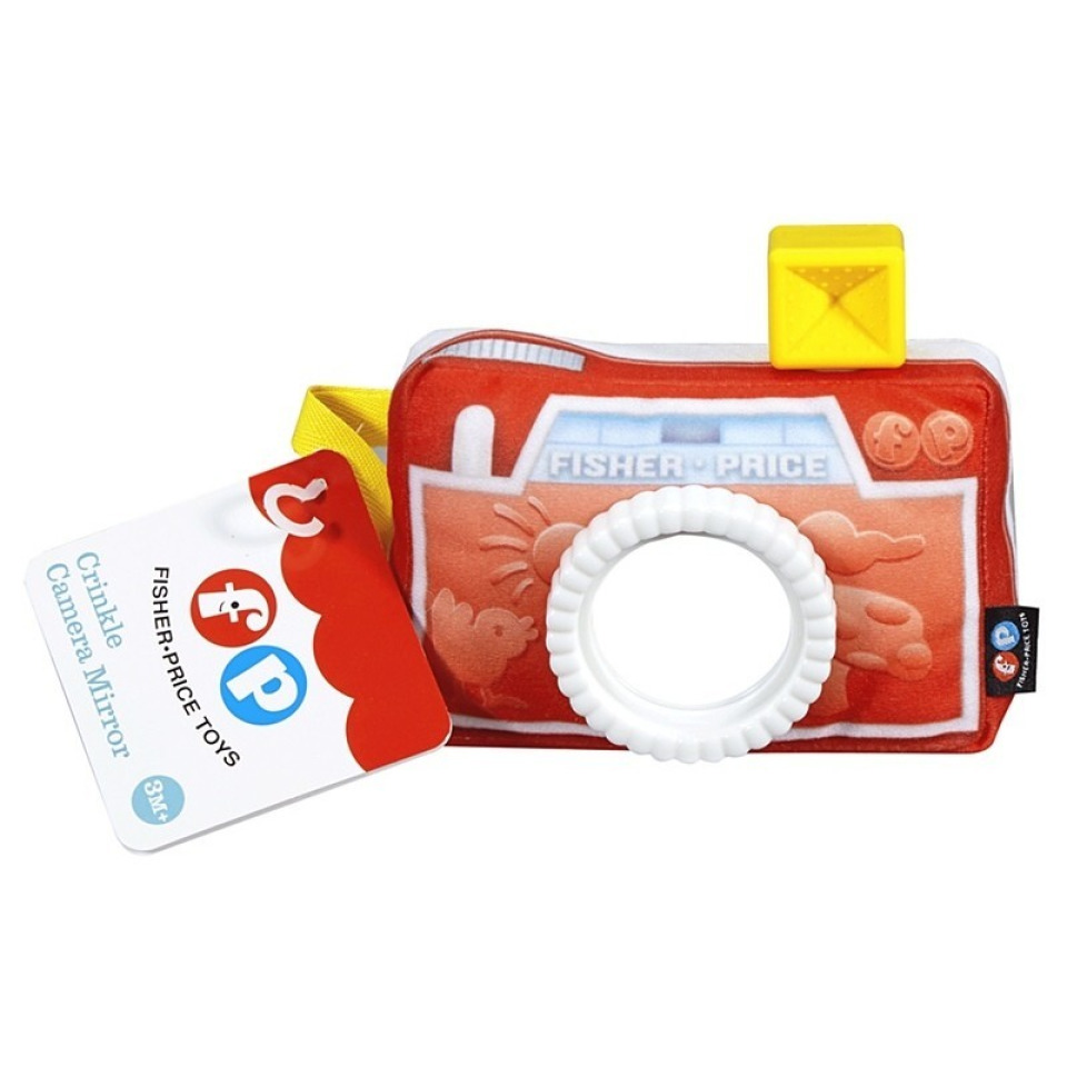 Obrázek 1 produktu Fisher Price Fotoaparát se zrcátkem , Mattel DFR11