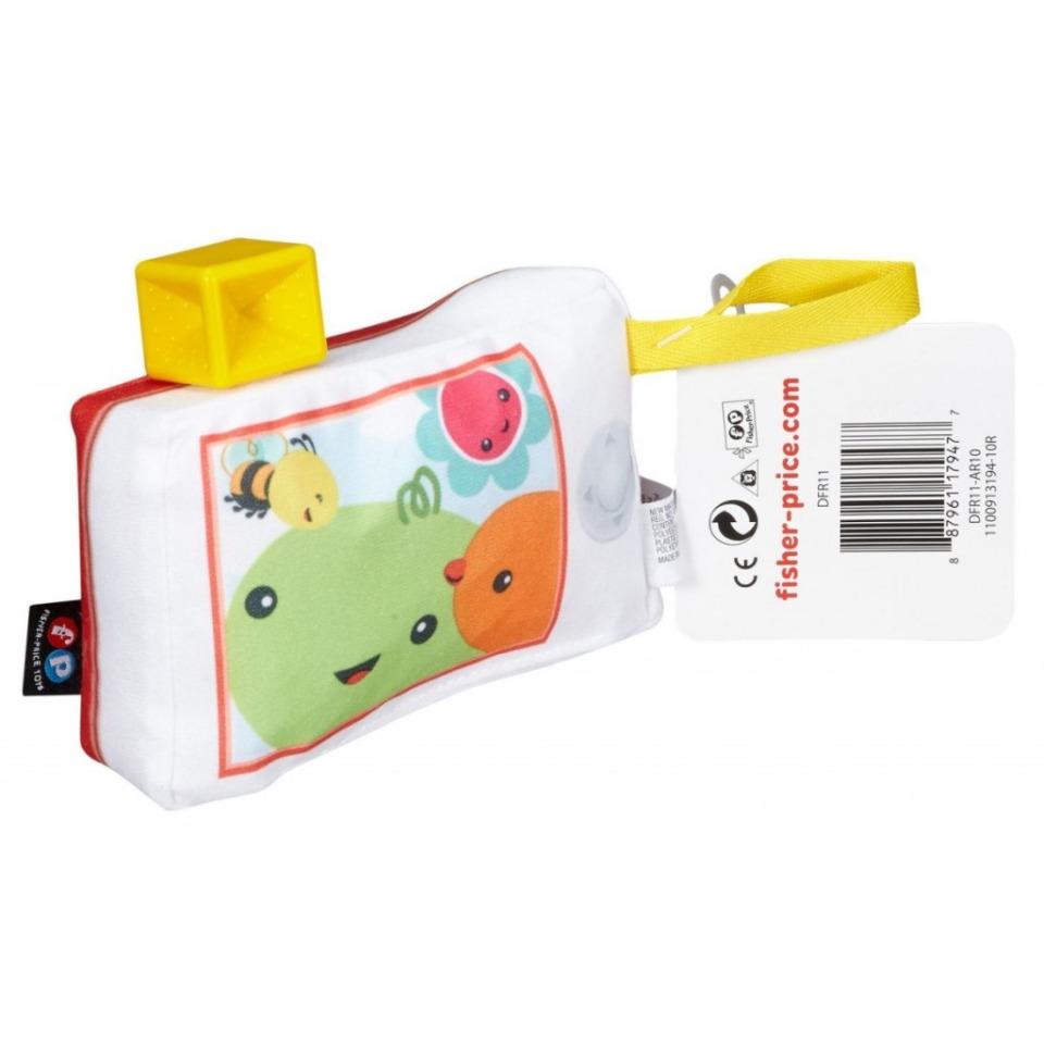 Obrázek 2 produktu Fisher Price Fotoaparát se zrcátkem , Mattel DFR11