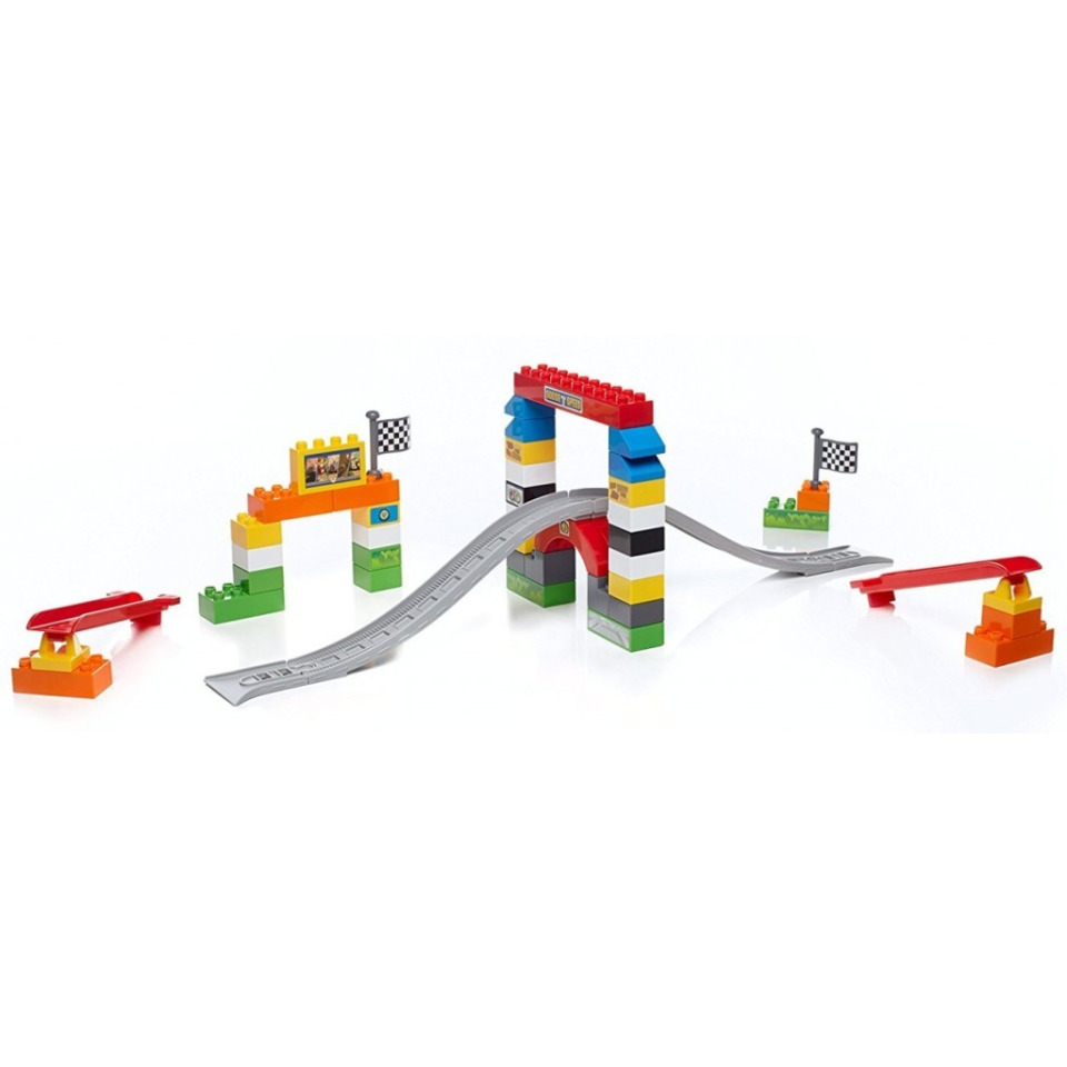 Obrázek 1 produktu Mega Bloks mašinka Tomáš - Železniční závod