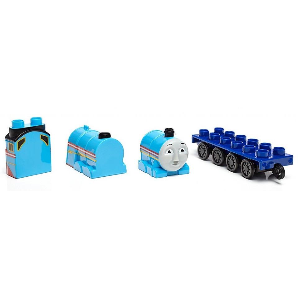 Obrázek 3 produktu Mega Bloks mašinka Tomáš - Železniční závod