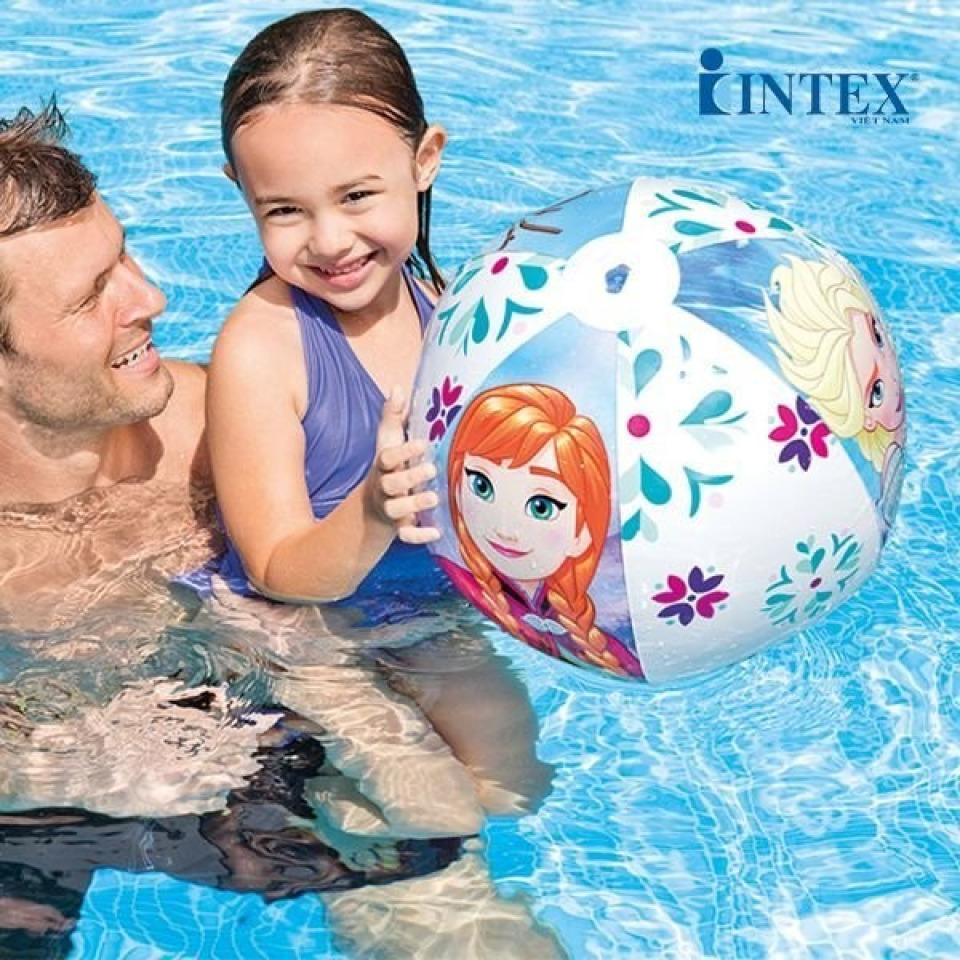 Obrázek 1 produktu Intex 58021 Míč nafukovací Frozen 50 cm