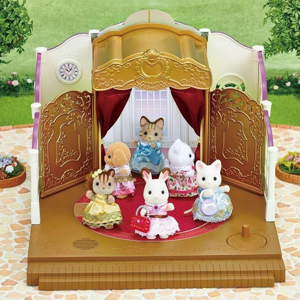 Obrázek 2 produktu Sylvanian Families 5256 Baletní divadlo
