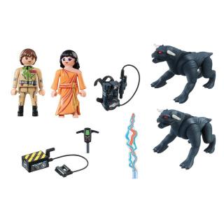 Obrázek 2 produktu Playmobil 9223 Ghostbusters Venkman a psi