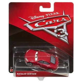 Obrázek 2 produktu Cars 3 Autíčko Natalie Certain, Mattel DXV35