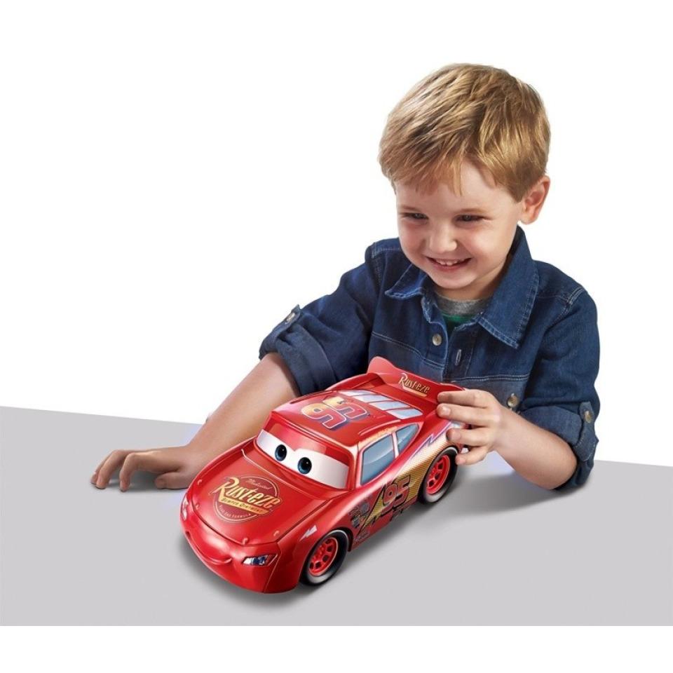 Obrázek 4 produktu Cars Transformující se Blesk MCQueen, Mattel DVF38