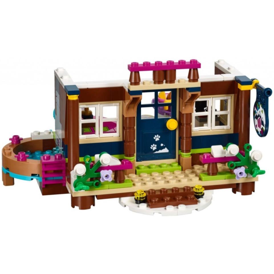 Obrázek 3 produktu LEGO Friends 41323 Chata v zimním středisku