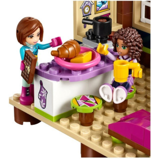 Obrázek 5 produktu LEGO Friends 41323 Chata v zimním středisku