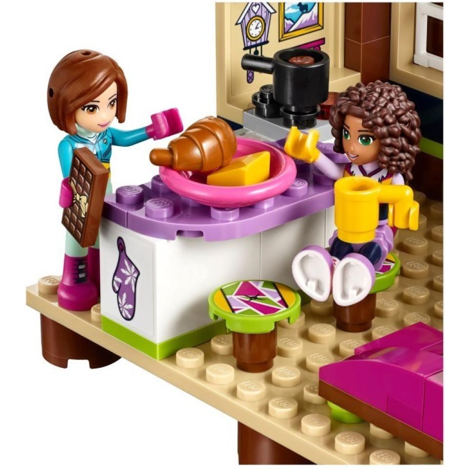 Obrázek 4 produktu LEGO Friends 41323 Chata v zimním středisku