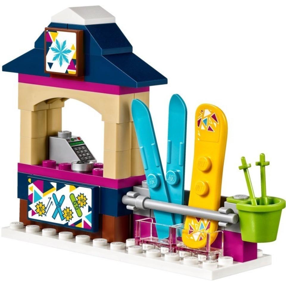 Obrázek 2 produktu LEGO Friends 41324 Lyžařský vlek v zimním středisku