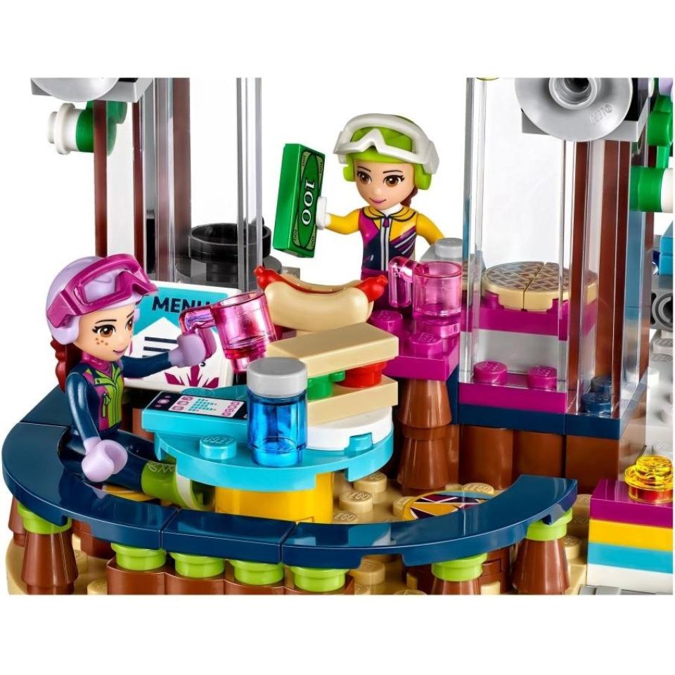 Obrázek 3 produktu LEGO Friends 41324 Lyžařský vlek v zimním středisku