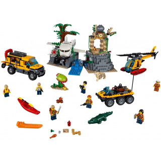 Obrázek 2 produktu LEGO CITY 60161 Průzkum oblasti v džungli