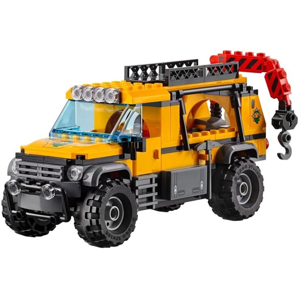 Obrázek 3 produktu LEGO CITY 60161 Průzkum oblasti v džungli