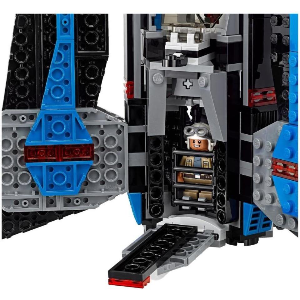 Obrázek 3 produktu LEGO Star Wars 75185 Vesmírná loď Tracker I
