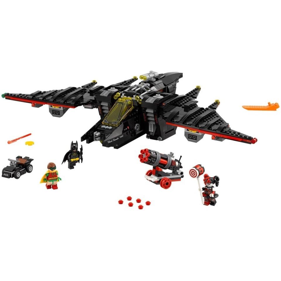 Obrázek 1 produktu LEGO Batman Movie 70916 Batmanovo letadlo