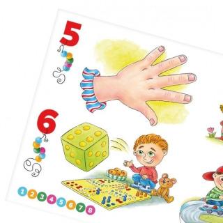 Obrázek 3 produktu Albi Kouzelné čtení Moje první čísla
