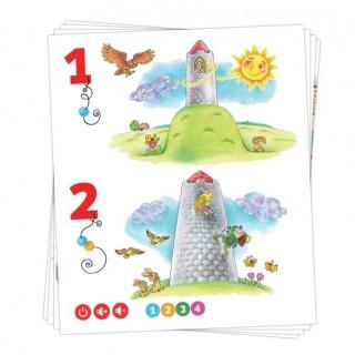 Obrázek 4 produktu Albi Kouzelné čtení Moje první čísla