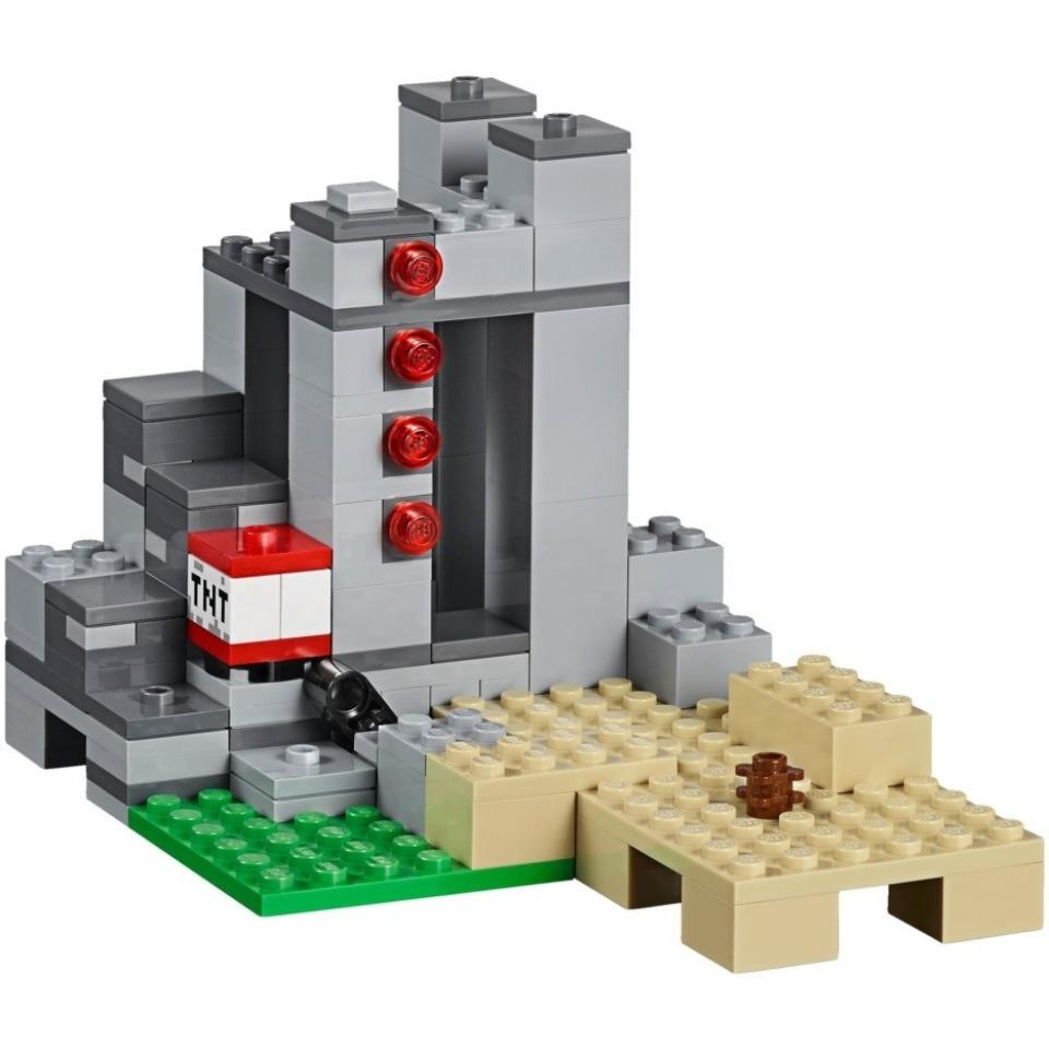 Obrázek 2 produktu LEGO Minecraft 21135 Kreativní box 2.0